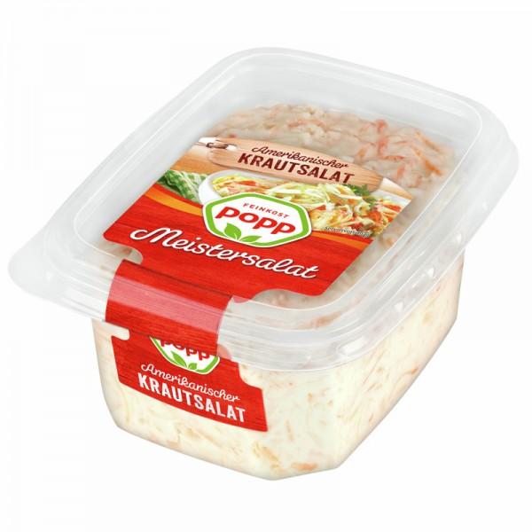 Popp Amerikanischer Krautsalat 250g