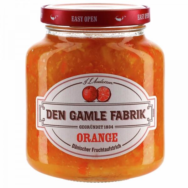 Den Gamle Fabrik, Dänischer Fruchtaufstrich Orange 380g