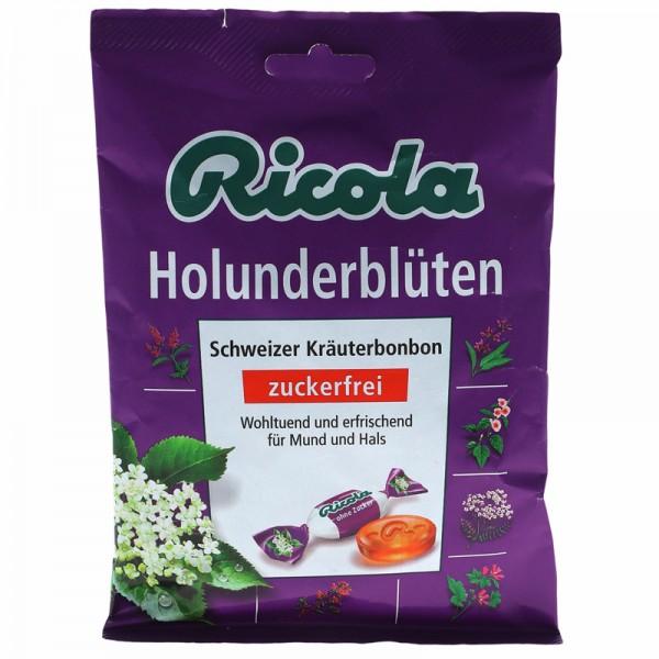 Ricola Holunderblüten ohne Zucker 75g