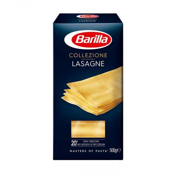 Barilla Collezione Lasagne Platten ohne Vorkochen 500g