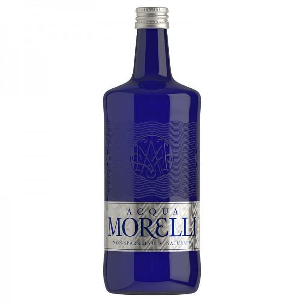Acqua Morelli non Sparkling Mineralwasser, Einzelflasche 0,75L