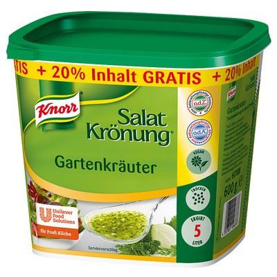 Knorr Salatkrönung Gartenkräuter 600g