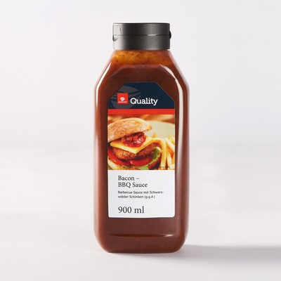 Bacon-BBQ-Sauce 900ml