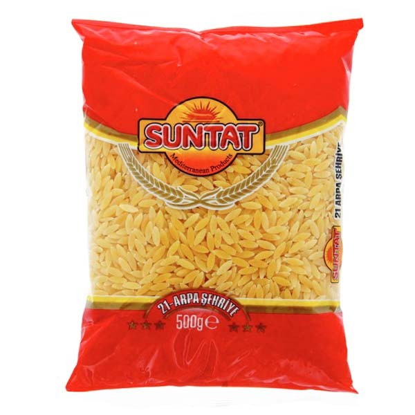 Suntat Biava Reisförmige Nudeln 500g