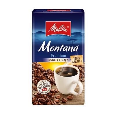 Melitta Café Montana gemahlen 500g