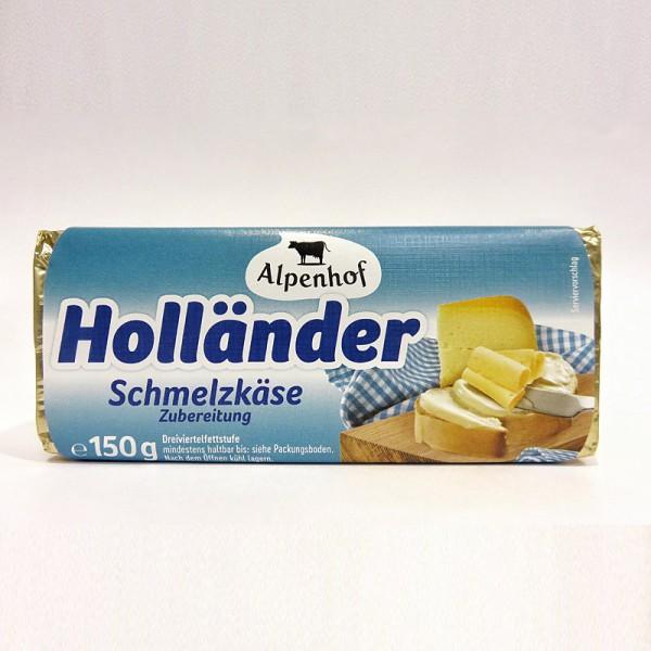 Schmelzkäsezubereitung Holländer Blöckchen 150g