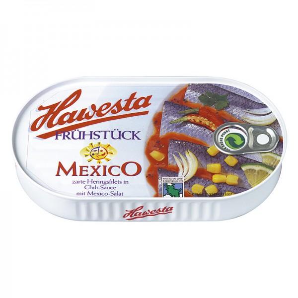 Hawesta Heringsfilet Mexico in Chili Sauce, MSC-zertifiziert 200g