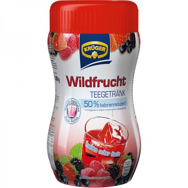 Teegetränk Wildfrucht 400g