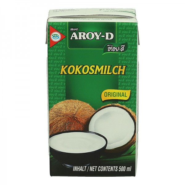 AROY-D Kokosmilch 250ml