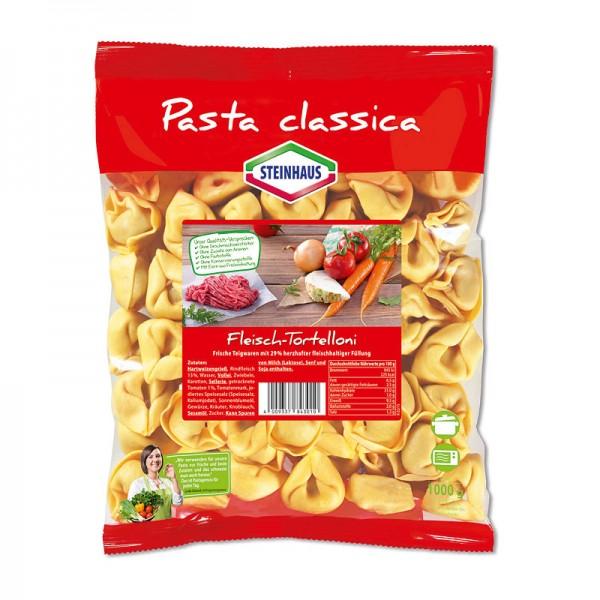 Steinhaus Pasta Classica Tortelloni Carne 1kg