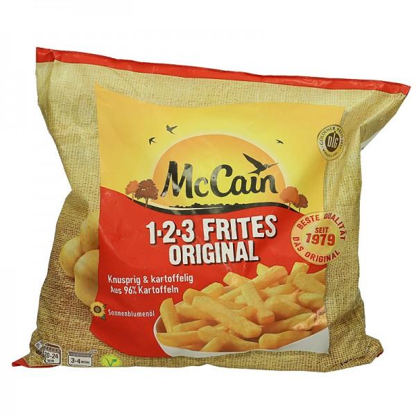 McCain 1-2-3 Frites Original 1,5kg