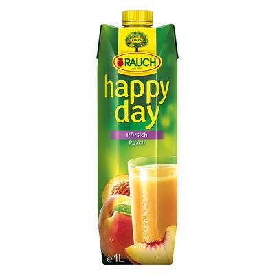 Happy Day Pfirsichnektar 1L