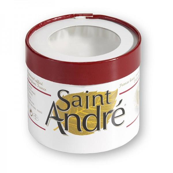 Saint André Weichkäse mit weißem Edelpilz, 200g