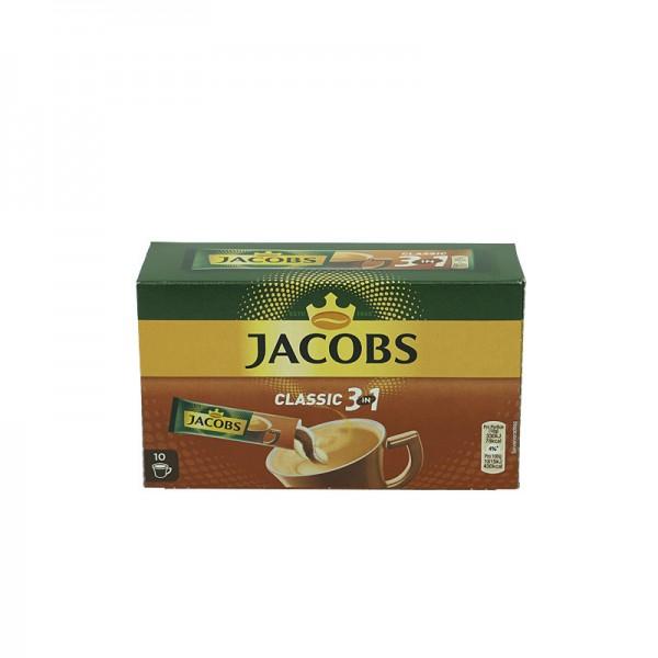 Jacobs löslicher Kaffee Classic 3in1 180g