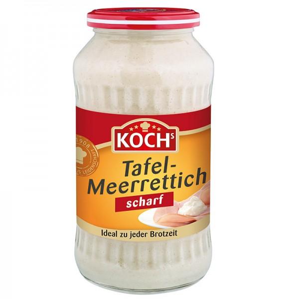 Kochs Tafel Meerrettich scharf 700g