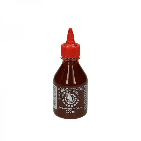 Chilisauce super hot 200ml