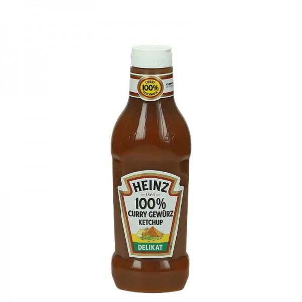 Heinz Curry Gewürz Ketchup 590ml
