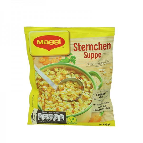 Maggi Sternchensuppe für 4 Teller