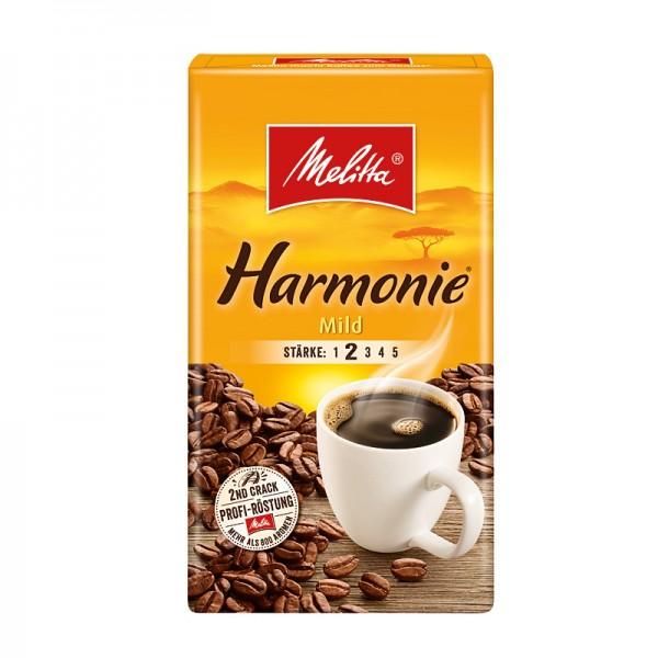 Melitta Café Harmonie mild gemahlen 500g
