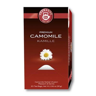 Teekanne Premium Kamille 20x1,5g