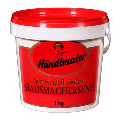 Händlmaier bayerisch süßer Hausmachersenf 1kg