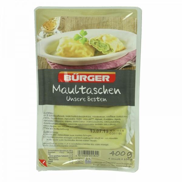 Bürger Maultaschen Unsere Besten 400g