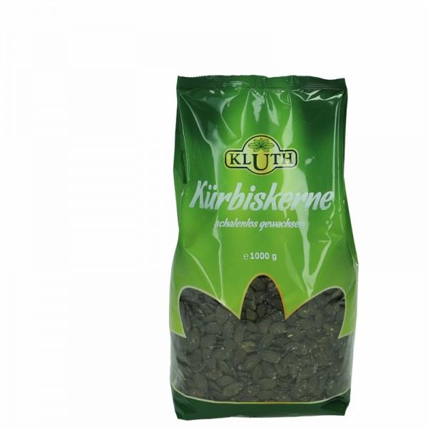 Kluth Kürbiskerne schalenlos gewachsen 1 kg