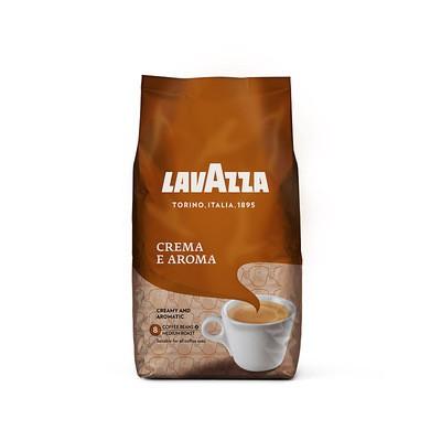 Lavazza Crema e Aroma ganze Bohnen 1kg