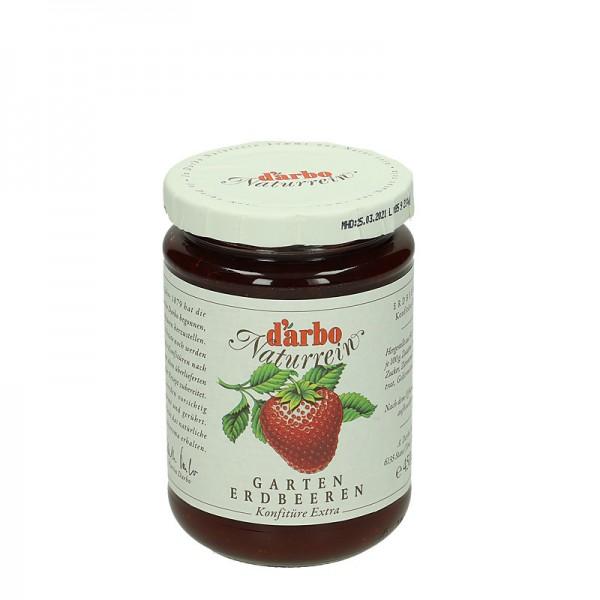 Darbo Garten Erdbeeren Konfitüre 450g