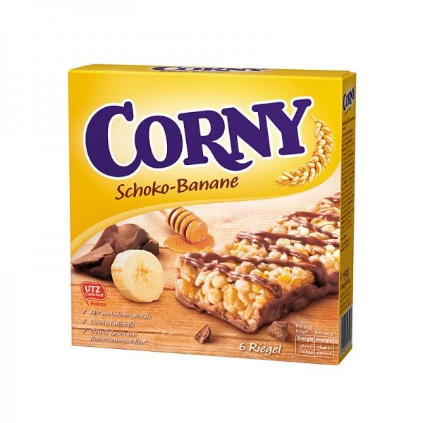 Corny Schoko-Banane 6 Riegel á 25g