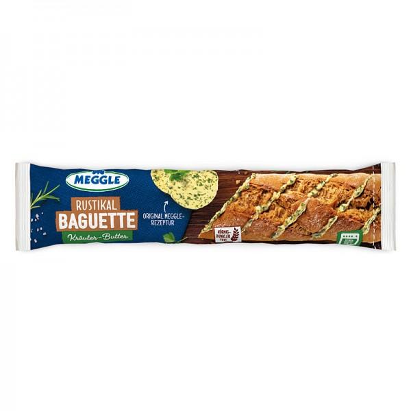 Meggle Rustikal Baguette Kräuter-Butter 160g