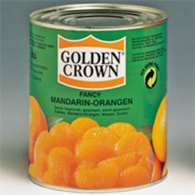 Golden Crown Mandarin-Orangen 850ml