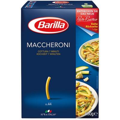 Barilla Maccheroni n.44 500g