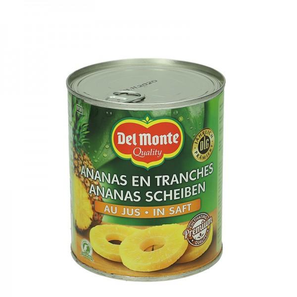 Del Monte Ananas Scheiben 820g