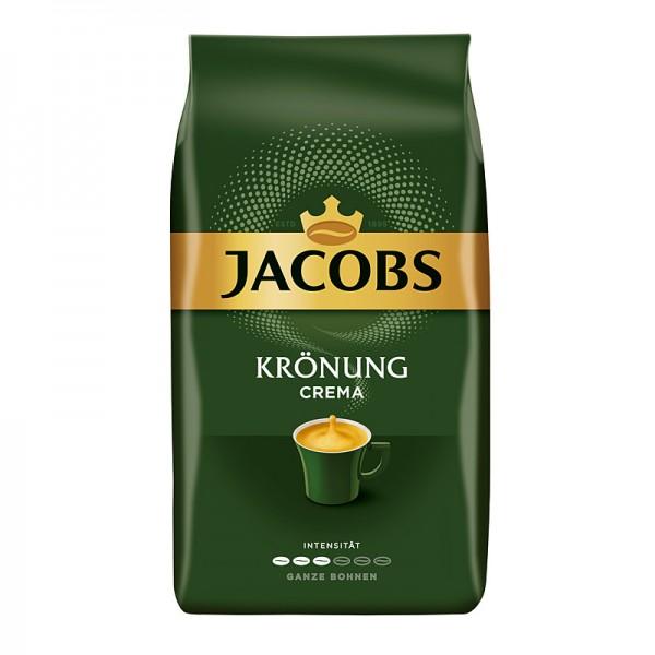 Jacobs Crema Expertenröstung ganze Bohne 1kg