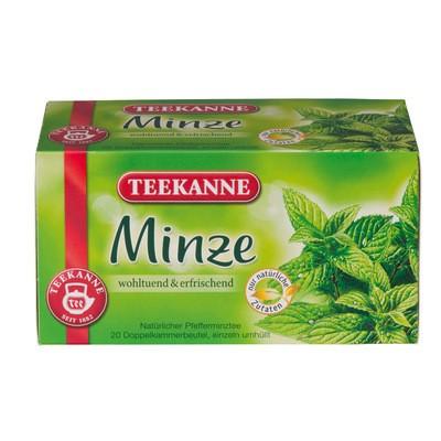 Teekanne Minze 20x2,25g