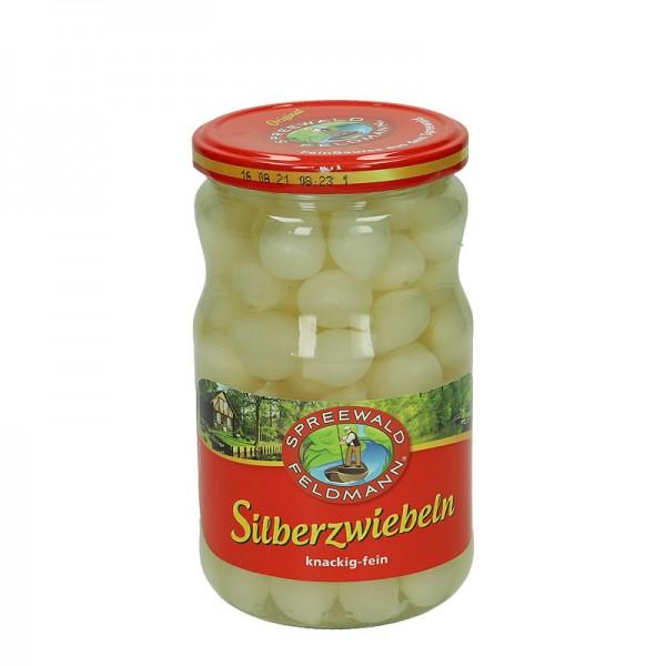 Spreewald Feldmann Silberzwiebeln 670g