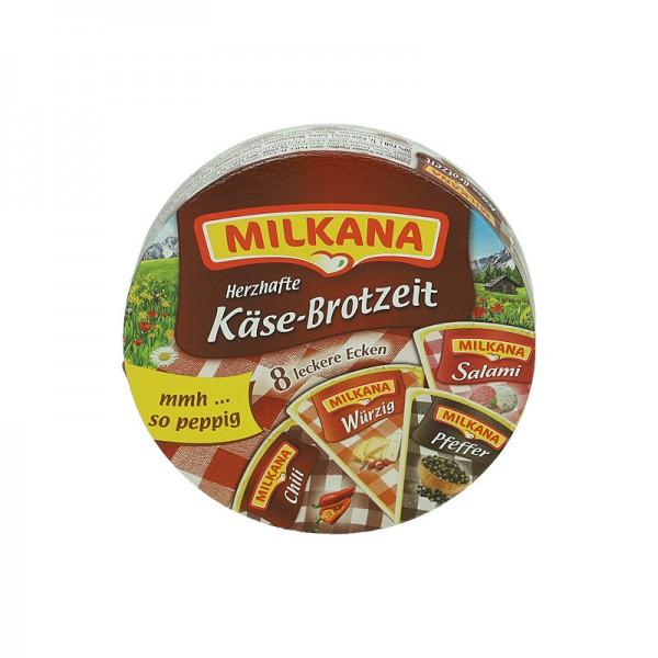 Milkana Herzhafte Käse-Brotzeit 200g