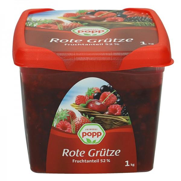 Popp Rote Grütze 1kg