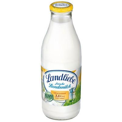 Landliebe Frische Milch 3,8% 1L