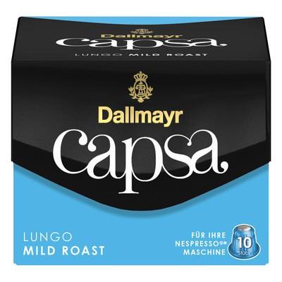 Dallmayr Capsa Lungo Mild Roast 10St