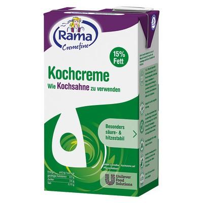 Rama Kochcreme 15% 1L