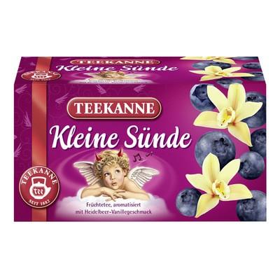Teekanne Früchte Tee Kleine Sünde 20x3g