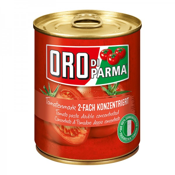 Oro di Parma Tomatenmark 2-fach konzentriert 850ml