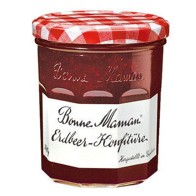 Bonne Maman Konfitüre Erdbeere Extra 370g