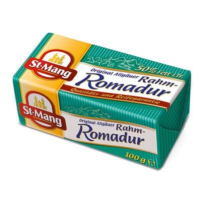 St. Mang Original Allgäuer Rahm Romadour 50% 100g