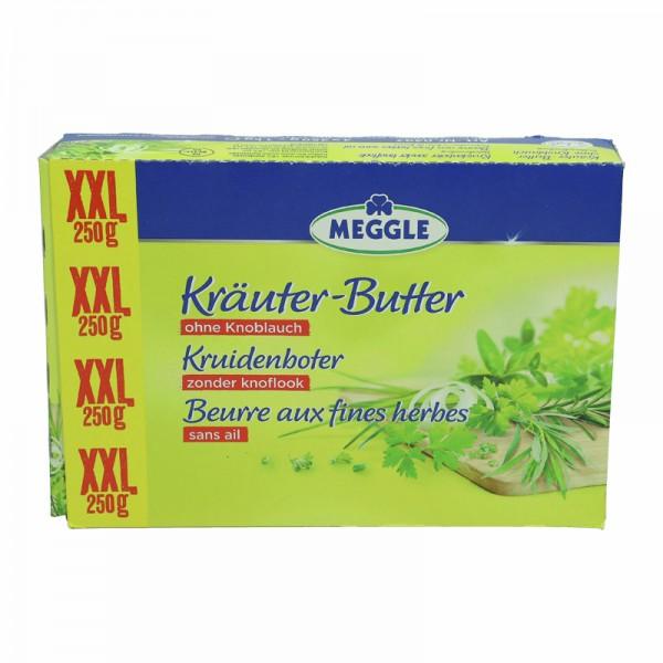 Meggle Kräuterbutter ohne Knoblauch 250g