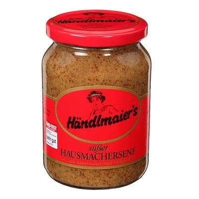 Händlmaier Süßer Hausmachersenf 335ml