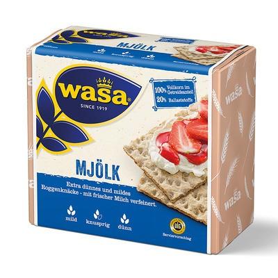 Wasa Knäckebrot Mjölk-Bröd 230g