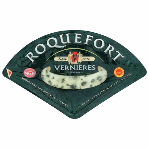 Roquefort Verniéres 52% 200g